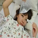 【吸入方法注意】インフルエンザB型にイナビルの解熱効果は?