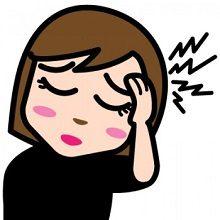 インフルエンザの消えない頭痛はいつまで続く?原因は何なのか?
